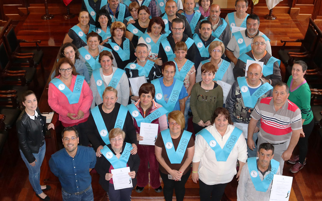 33 vecinos de Los Realejos finalizan su formación en competencias clave a través de 'FormaEmpleo'