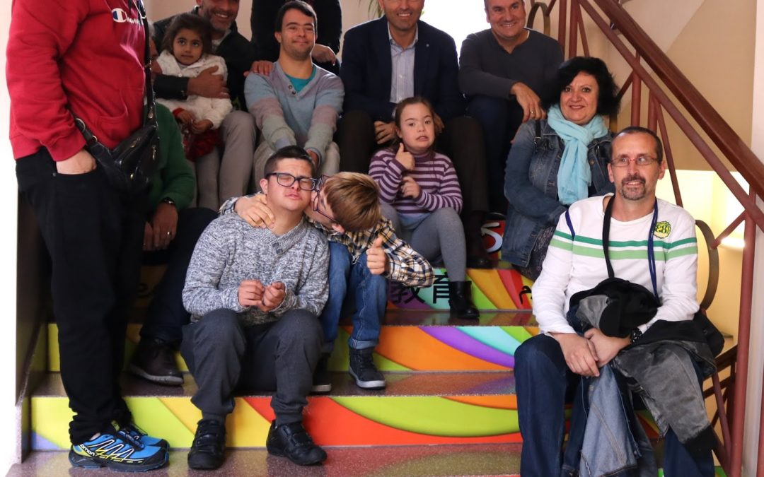 Los Realejos organiza el primer campamento de verano para niños y jóvenes con discapacidad intelectual