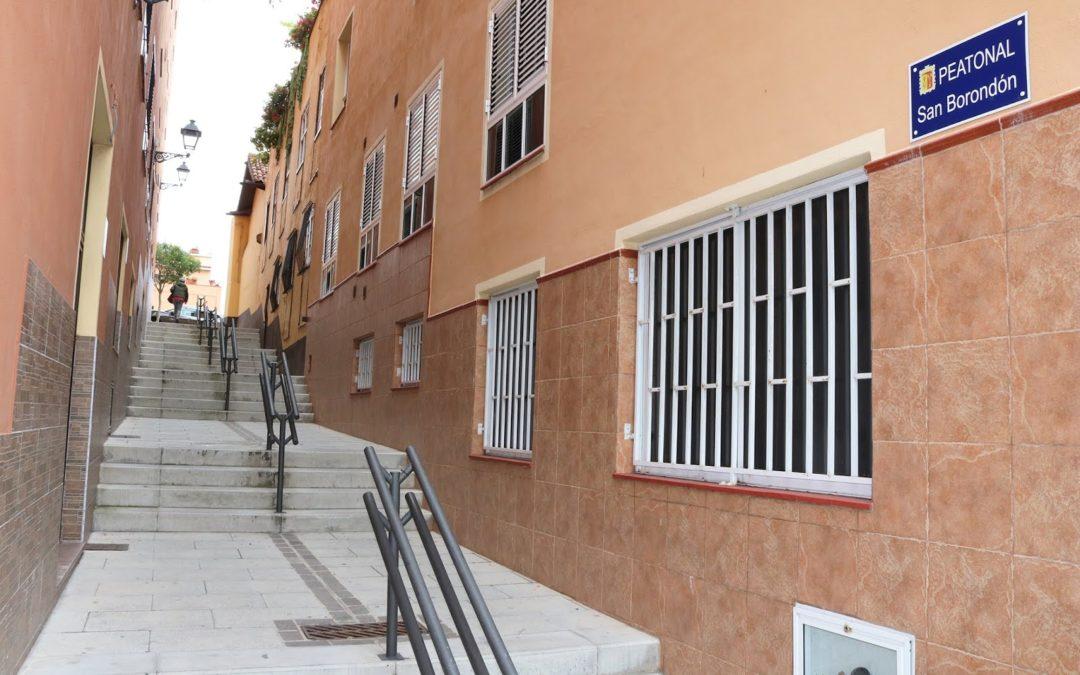 San Borondón ya aparece en el callejero de Los Realejos dando nombre a uno de sus peatonales