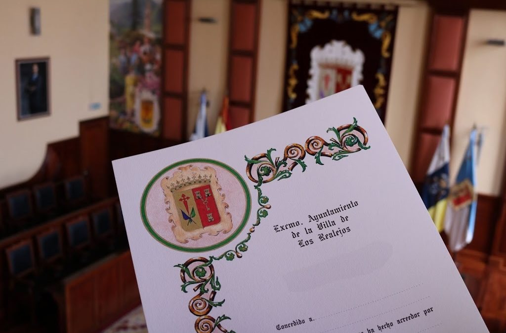 El Ayuntamiento convoca los Premios Realejeros Destacados 2018