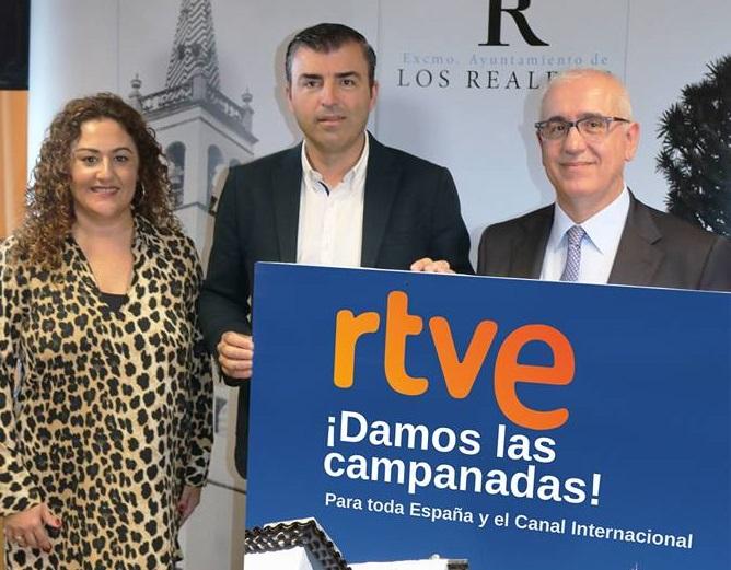 RTVE elige Los Realejos para retransmitir las campanadas de fin de año a nivel nacional e internacional