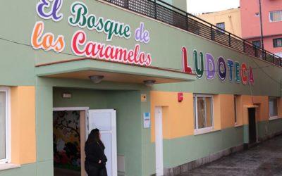 La ludoteca 'El Bosque de los Caramelos' de Icod el Alto traslada su servicio a los martes y jueves
