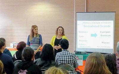 Los Realejos renueva su proyecto social en materia de discapacidad 'Construyendo sexualidades'