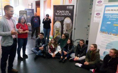 Los Realejos y ACNUR invitan a ponernos en los zapatos de las personas refugiadas con una exposición y gymkhana