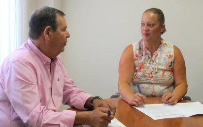Los Realejos destina 20.000 euros a la atención a mayores y dependientes en el Hogar Santa Rita