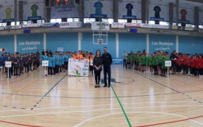 Arrancan las VI Miniolimpiadas de Los Realejos con cerca de 600 escolares de 10 centros educativos