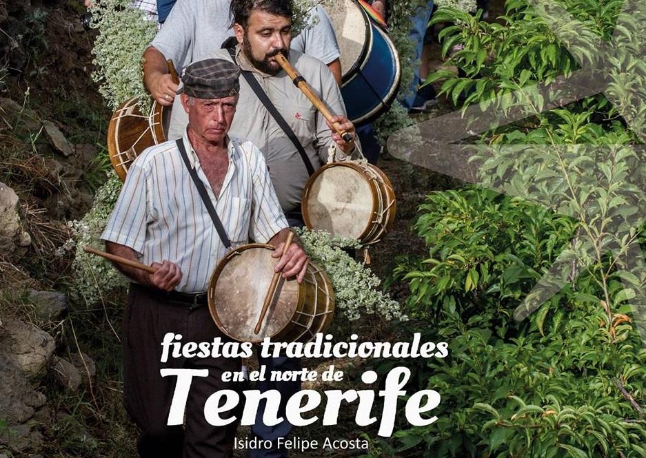 """Los Realejos acoge hoy jueves la presentación de un libro que """"retrata"""" las Fiestas Tradicionales del Norte de Tenerife"""