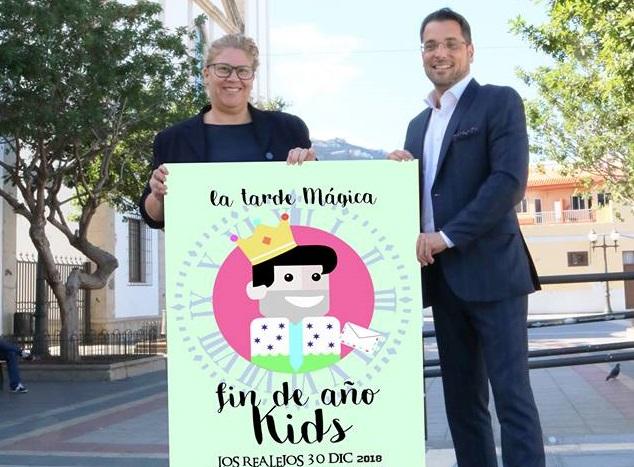 Los Realejos vivirá una 'Tarde mágica' este domingo 30 con dinamización comercial y el 'Fin de Año Kids'