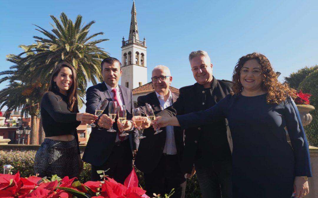 Los Realejos despedirá el año 2018 en horario canario para todo el mundo a través de TVE y RNE