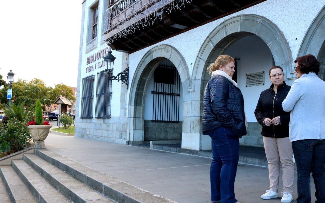 26.341 personas hicieron uso de las instalaciones de la Biblioteca Municipal Viera y Clavijo en 2018