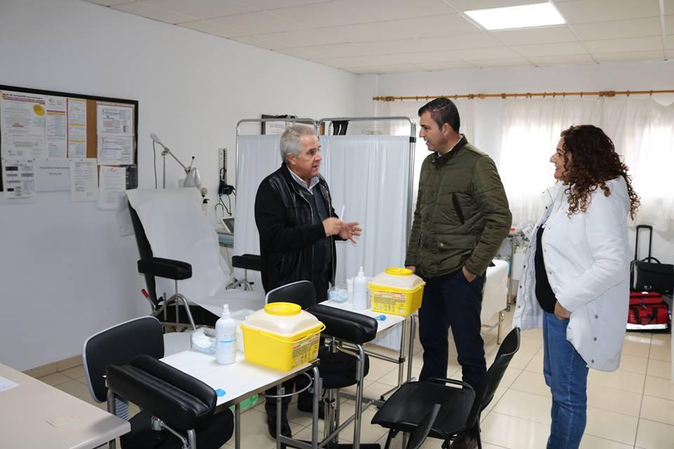 Esta semana se inicia el servicio de extracción de sangre en los consultorios locales de Palo Blanco e Icod el Alto