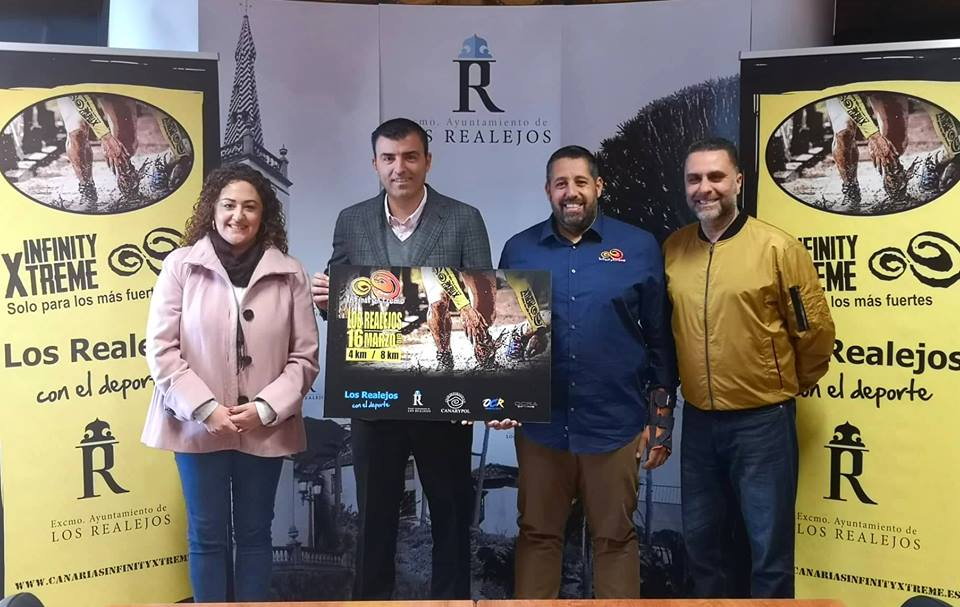 La 'Canarias InfinityXtreme 2019' se viene a Los Realejos el 16 de marzo