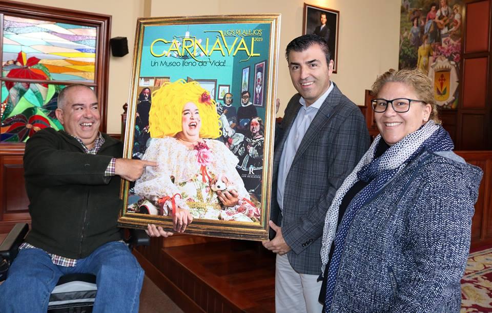Juan Antonio González Oliva protagoniza el Carnaval del museo de Los Realejos