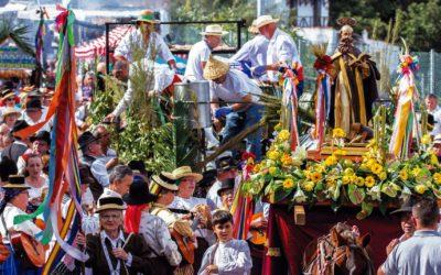 Tigaiga inaugura este domingo la temporada de romerías de Canarias con su fiesta en honor a San Antonio Abad