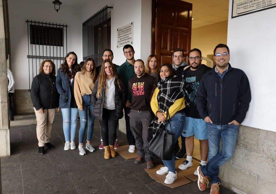 Los Realejos ofrece la mayor red de salas de estudio del Norte con diez centros en sus barrios