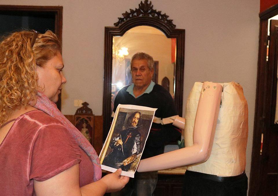 El Rascayú realejero se vestirá de Diego Velázquez para presidir un Carnaval de museo
