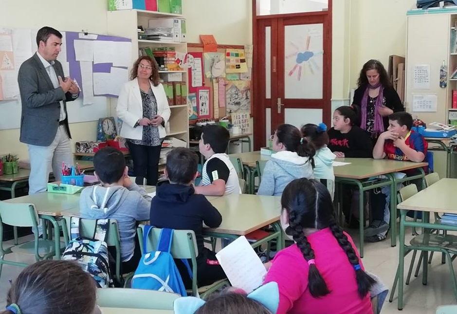 La infancia realejera expone las acciones contenidas en su plan para 2018-2022 ante representantes municipales
