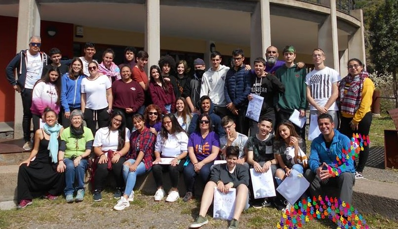 30 jóvenes del Valle trabajan propuestas en equipo en medio ambiente, inmigración, diversidad sexual e igualdad