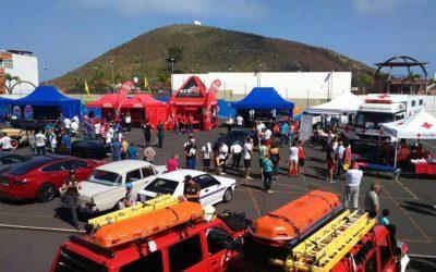 La V Feria de la Salud y el Deporte da cabida este domingo a la Fiesta del Motor en La Montaña