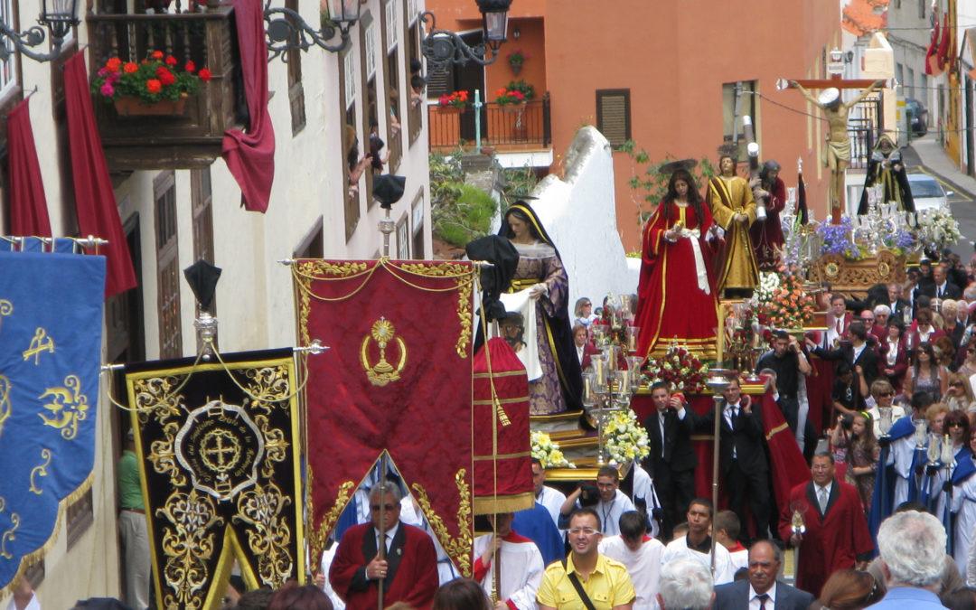 Los Realejos, una Semana Santa con carácter