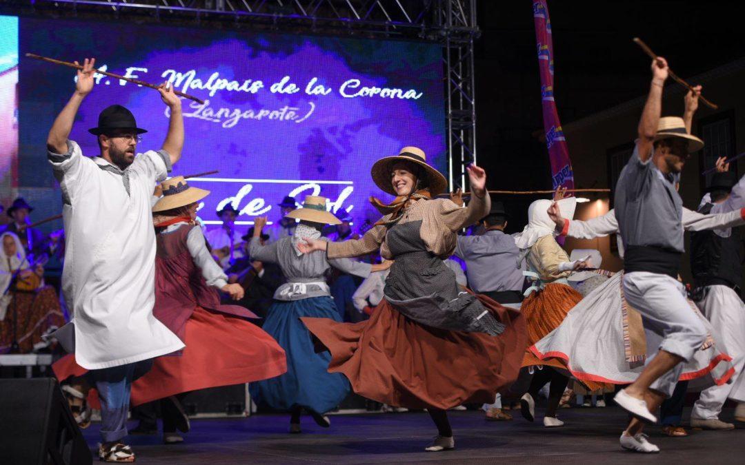 Los Realejos volverá a ser capital canaria del folclore con la XLIV edición de su Festival de las Islas este sábado