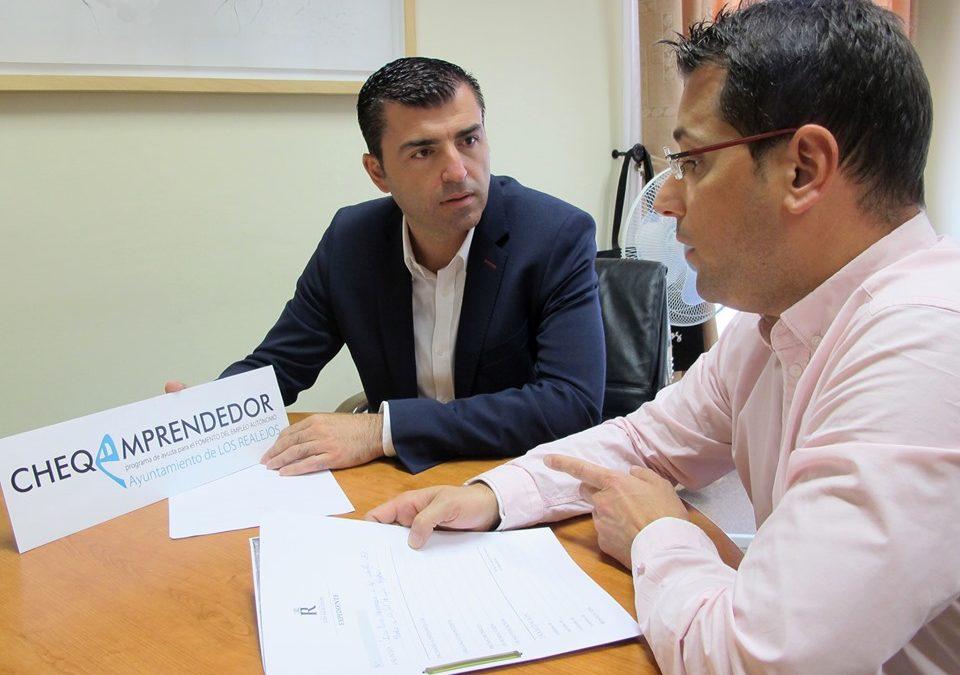 Los Realejos otorga 27 nuevos 'Cheques emprendedor' por un total de 31.000 euros