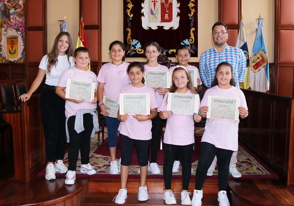 El grupo coreográfico DoubleT de Los Realejos participa este fin de semana en el Campeonato Nacional de Danza