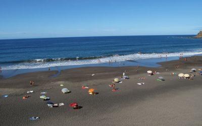 Los Realejos vuelve a apostar por la movilidad colectiva a la playa de El Socorro durante el verano