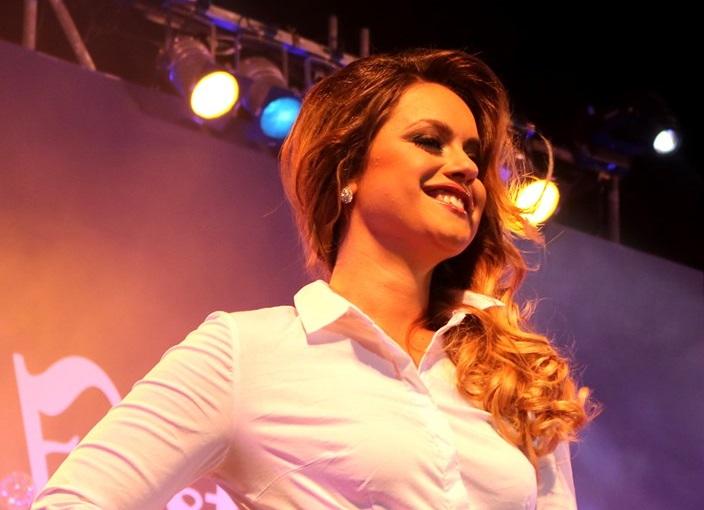 Alba Farráis Hernández es la nueva reina de las Fiestas del Carmen de Los Realejos