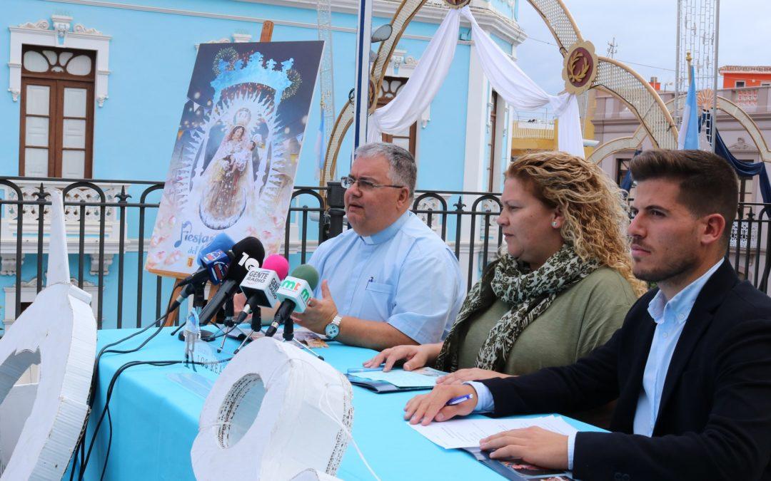 Más de 70 actividades se concentran en el julio realejero en honor a Nuestra Señora del Carmen