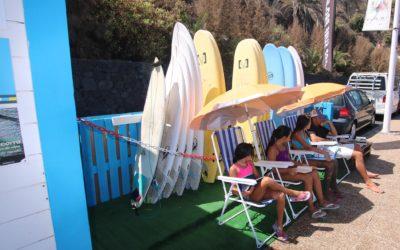 El Puntito de la playa de El Socorro estará abierto hasta el 27 de septiembre