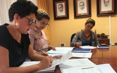 Los Realejos celebra su primera Comisión Especial de Sugerencias y Reclamaciones del mandato