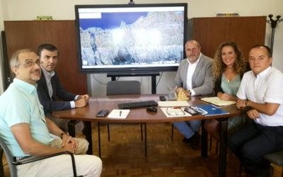 Ayuntamiento y Cabildo acuerdan la mejora de varias carreteras insulares hasta 2023