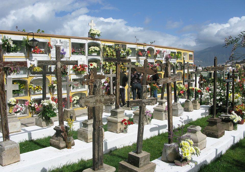Los Realejos amplía esta semana los horarios de sus tres cementerios para la conmemoración de sus difuntos