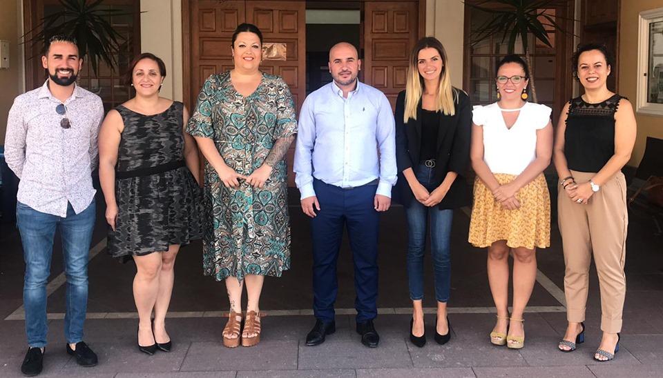 Los Realejos da la bienvenida a El Tanque por su incorporación a la Red de Igualdad de Género del Norte