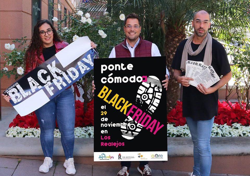 Más de 90 'Comercios con Corazón' de Los Realejos participan en la jornada de descuentos 'Black Friday'