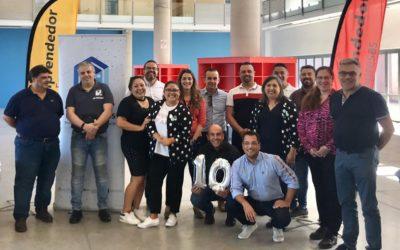 Ayuntamiento de Los Realejos y Jóvenes Empresarios de Tenerife celebran la ocupación total de su vivero de empresas
