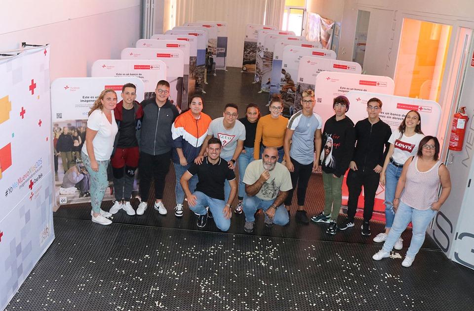 'Los Realejos por la solidaridad' muestra 'Imágenes sin derechos', de Cruz Roja, hasta el 28 de noviembre