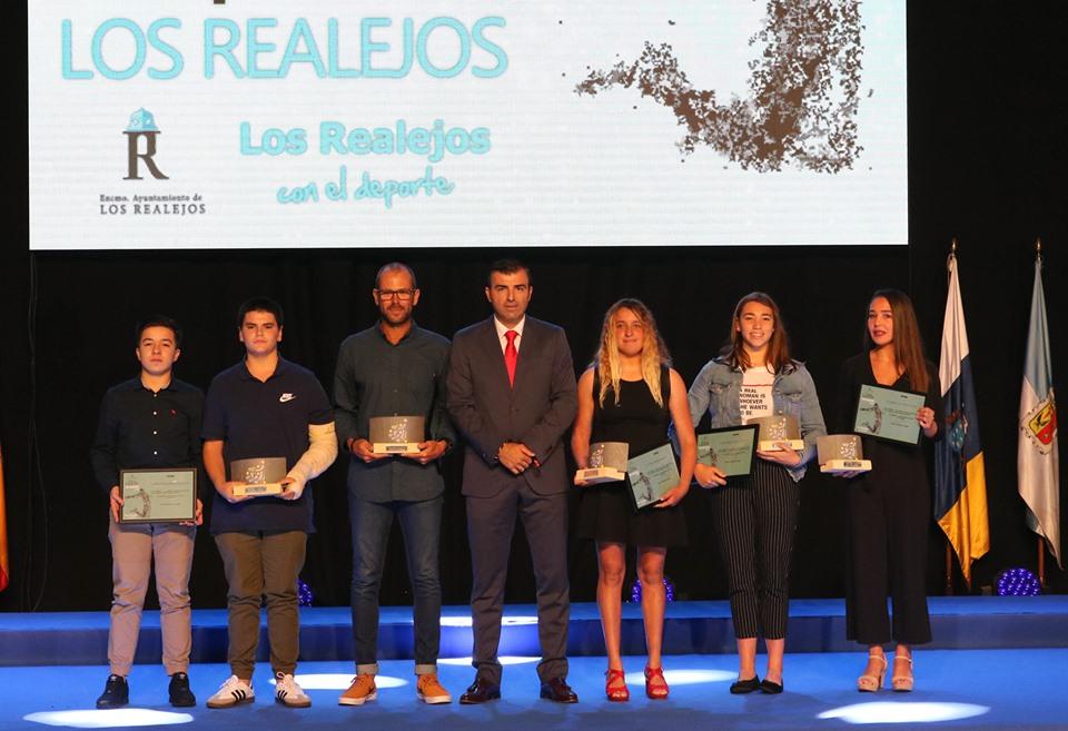 Los Realejos cita a los mejores deportistas del año este domingo en una nueva edición de la Gala del Deporte