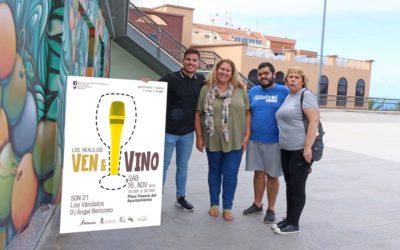 Los Realejos vuelve a combinar vinos, gastronomía y música la próxima semana con las comisiones de El Sol y El Medio
