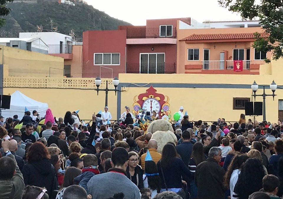 El Fin de Año Infantil de Los Realejos será este lunes 30 de diciembre con actividades desde las 16:00 horas