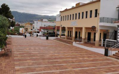 El Ayuntamiento concluye la rehabilitación de la plaza de La Zamora por 107.047 euros