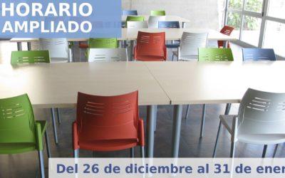 Las salas de estudio de Viera y Clavijo y de Rafael Yanes amplían su horario de servicio para los exámenes de enero