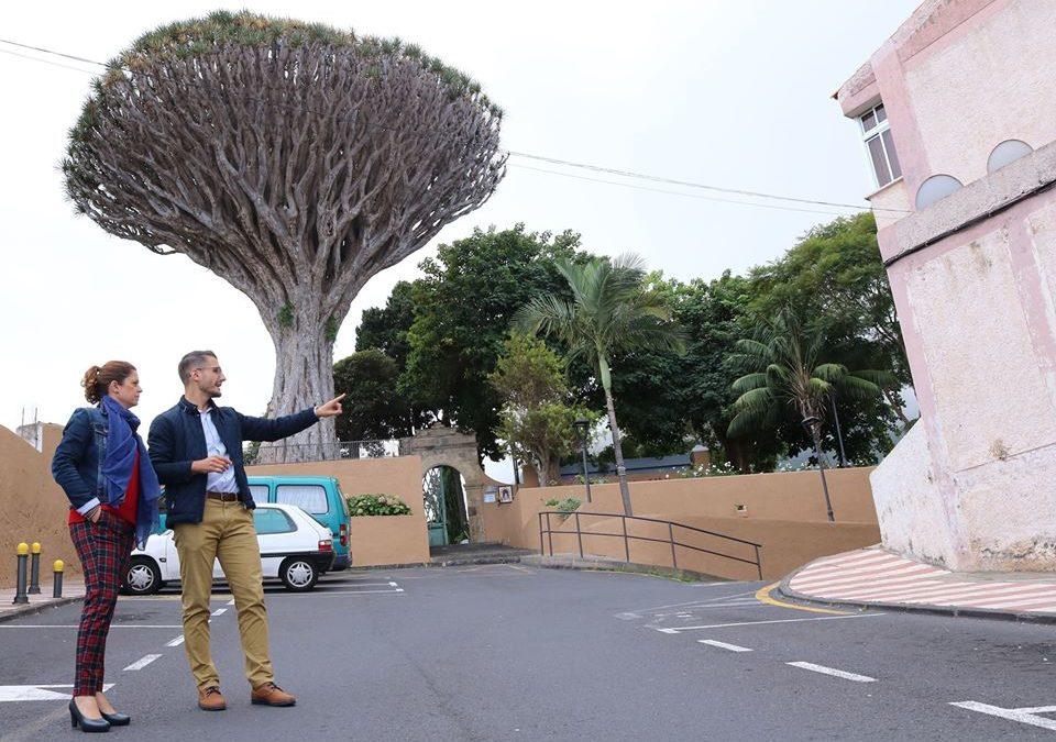 Los Realejos inicia en esta semana el reformado del entorno de las viviendas de San Francisco en Realejo Bajo