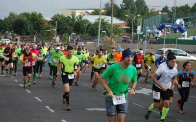 Los Realejos inaugura el calendario anual de carreras de montaña con 500 corredores