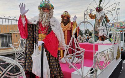 Sus Majestades de Oriente recorrerán las calles realejeras tras recibir la 'Llave mágica' de la ciudad