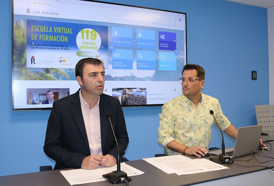 La Agencia de Desarrollo Local oferta un catálogo de 140 cursos presenciales y online