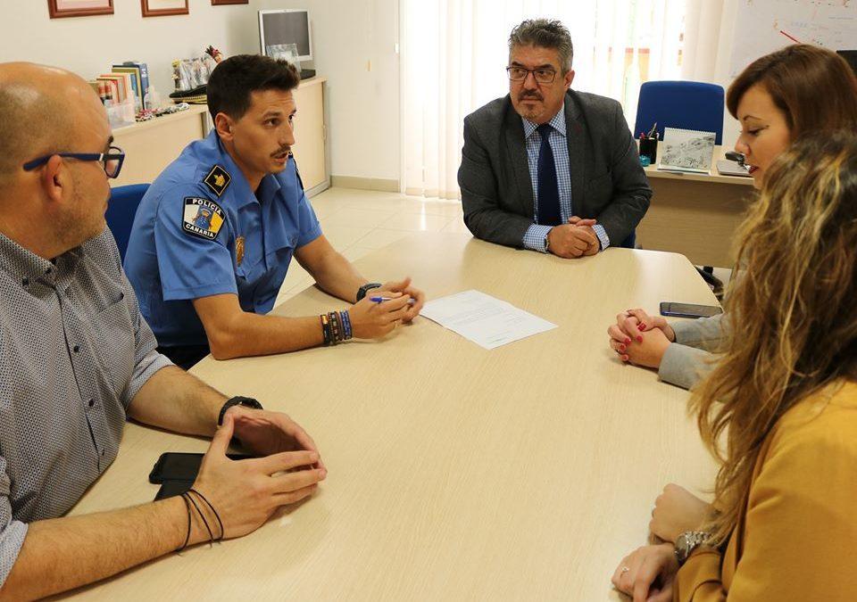 Cajasiete agradece a la Policía Local de Los Realejos la intervención que evitó el atraco en una de sus sucursales