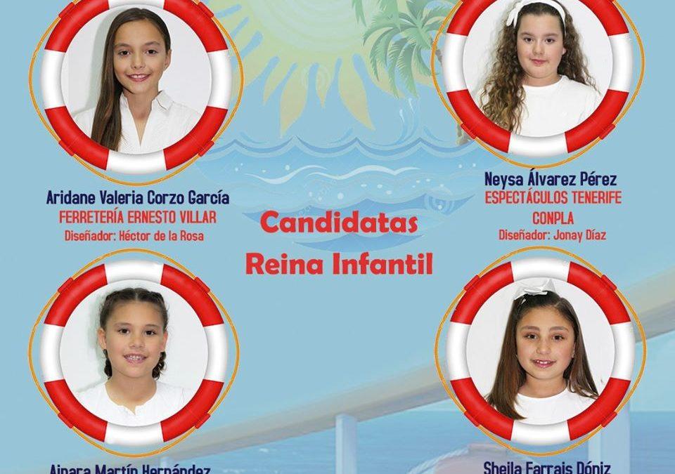 Los Realejos elige este sábado a su Reina Infantil del Carnaval y posteriormente celebra el Certamen de Murgas