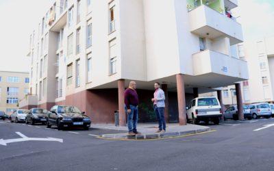 El Ayuntamiento ultima el proyecto de mejora en Achamán y Princesa Dácil en el núcleo de La Montaña